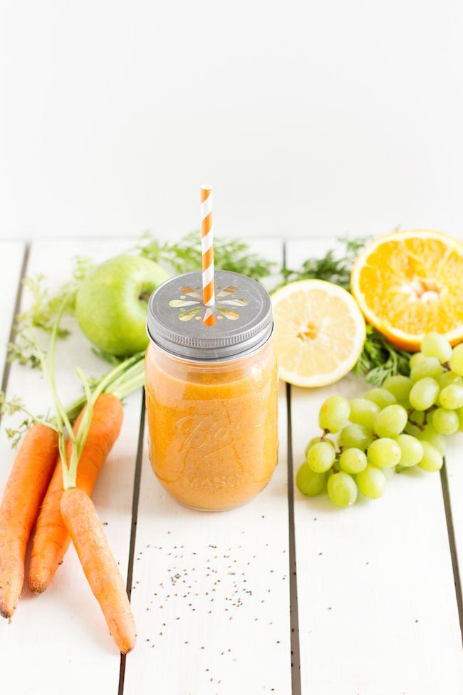 haseimglueck.de Rezept, Smoothie Karotten Apfel Orange 6