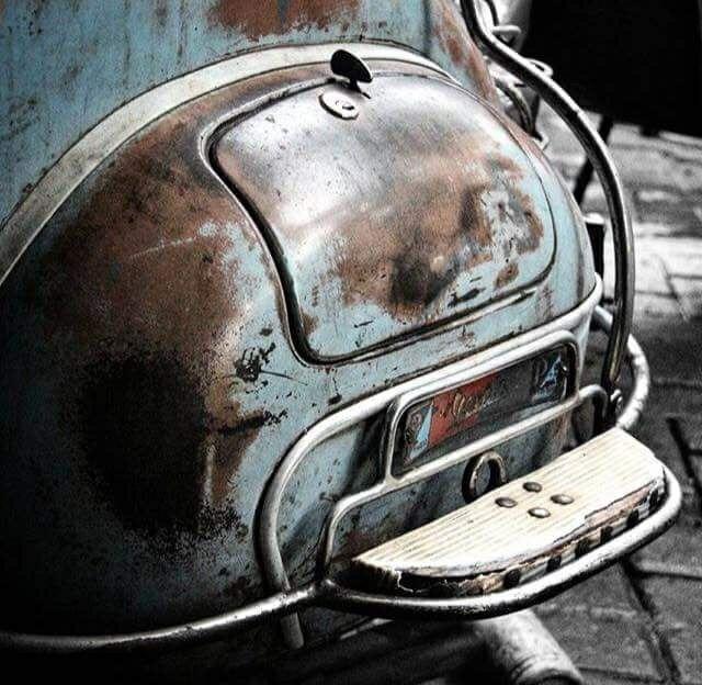 Vespa models 1946-1965
