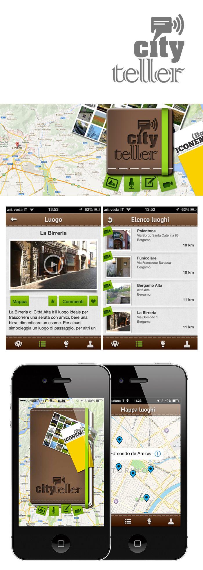 wwww.cityteller.it applogodesign by www.spectacularch.com idea by @Davide to-bg