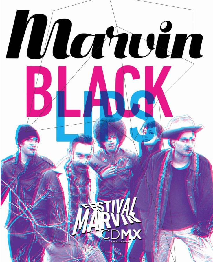Revista Marvin 151: Provocadores en la CDMX Festival Marvin CDMX | En Portada Black Lips    #BlackLips #MagazineCover #CoverJunkie #FestivalMarvinCDMX #RevistaMarvin #Marvin #ArtDirection #Magazine #EditorialDesign #Editorial #GraphicDesign