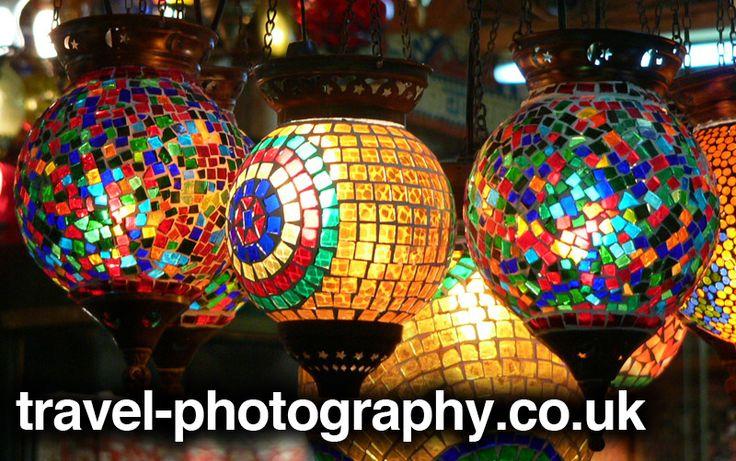 Turkish stlye lighting