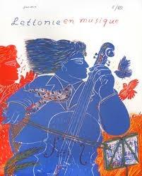 Latvia in music - by Alekos Fassianos (1935-    )