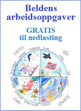 Free Norwegian Workbook from Glenn Belden | Less Commonly Taught
