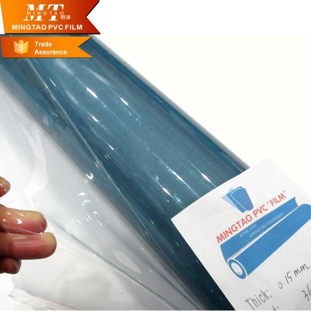 Polyvinyl Chloride Soft Transparent Vinyl Film Clear Plastic Sheets Pvc Plastic Sheets