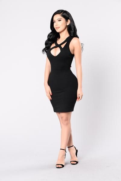 $ 22,97 USD  Pretty Girl Rock Dress - Black