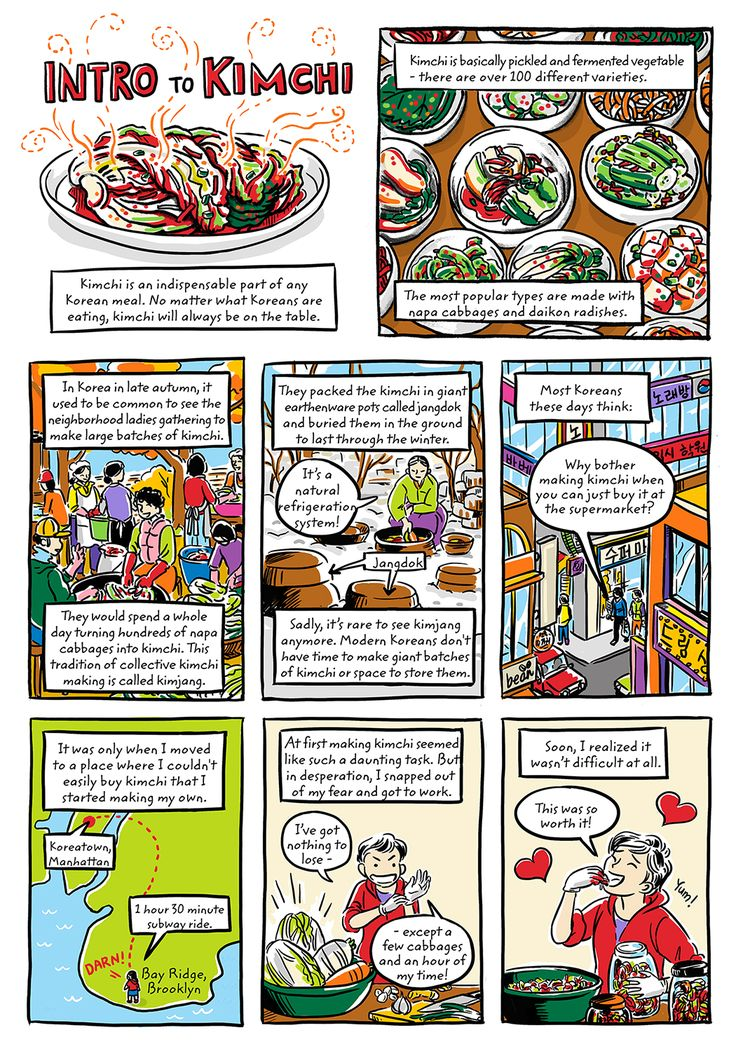 28 best cook korean images on pinterest korean food recipes a sneak peek from the first chapter of cook korean a comic book with recipes forumfinder Image collections
