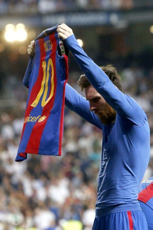 Real Madrid vs Barcelona 2-3