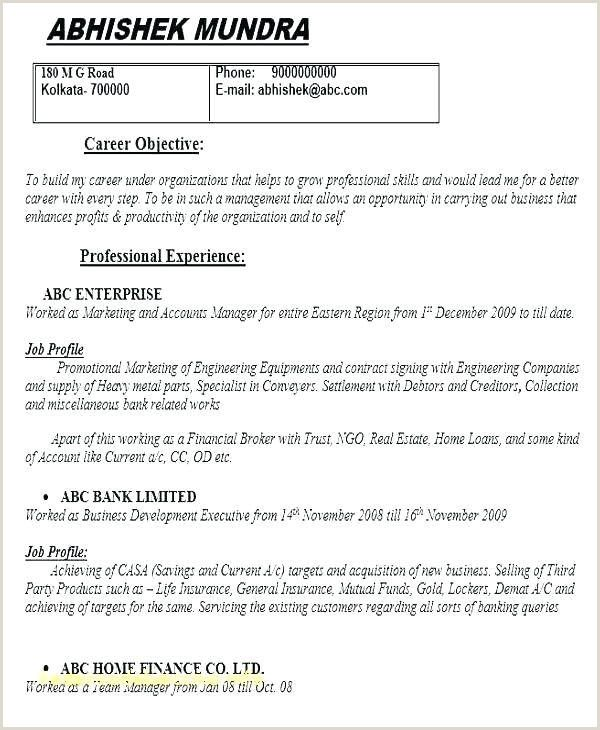 Fresher Resume Format For Teaching Myoscommercetemplates Com In 2020 Resume Template Contract Template Job Resume Template