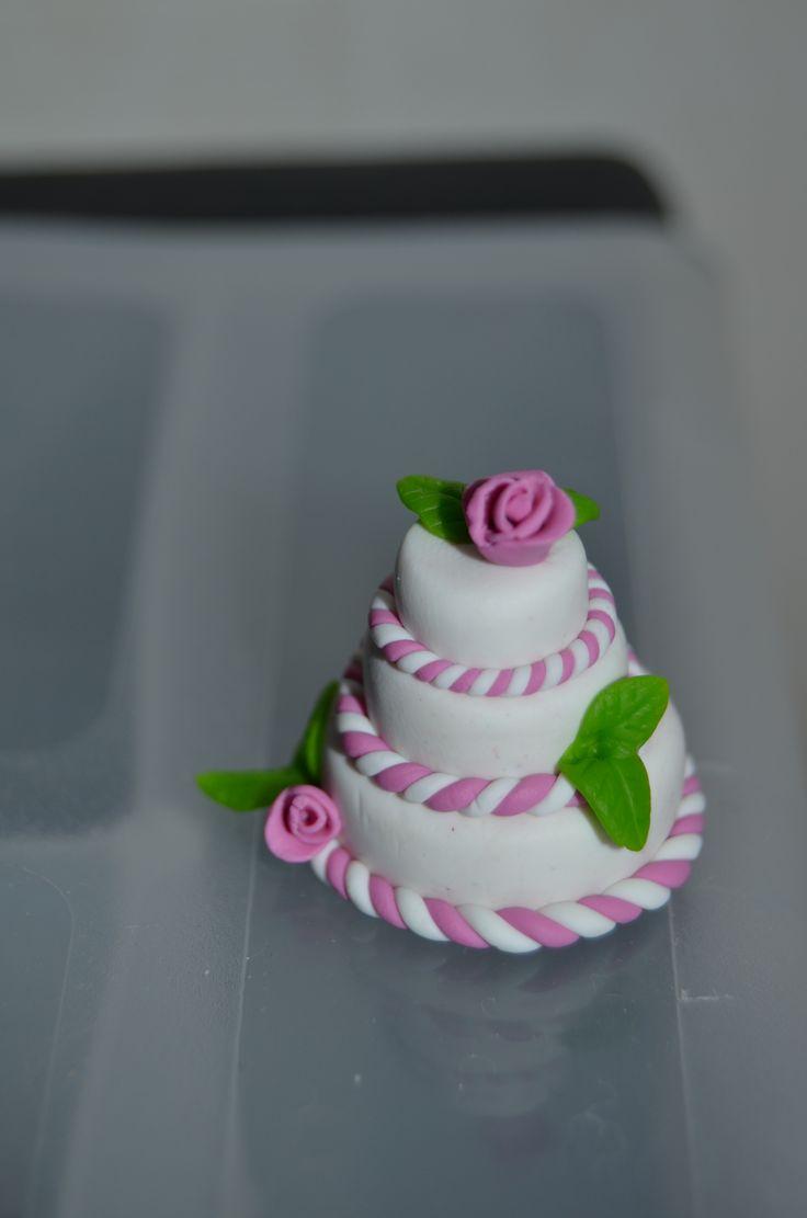 Cernit cake