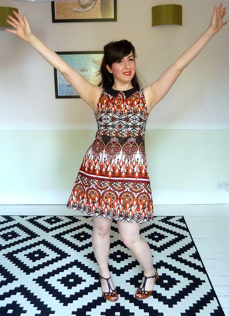 Marie's Francoise Dress