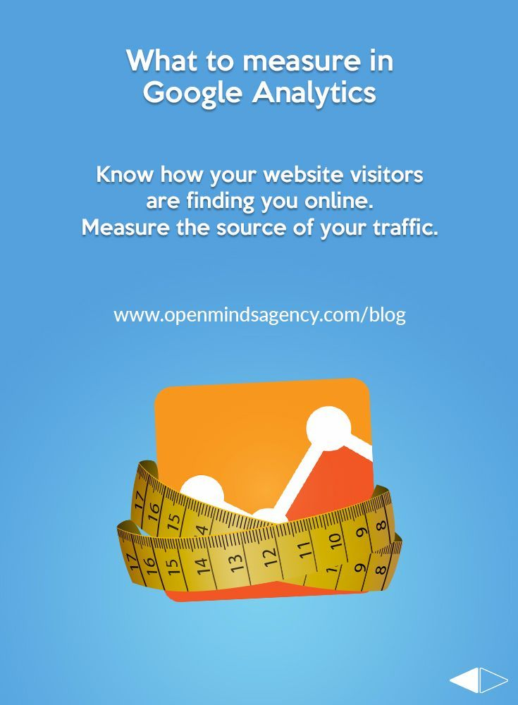 Wondering what to measure in Google Analytics? Start your measurement journey by knowing how your website visitors are finding you online. Measure the source of your website traffic. Read our blog to know how: [Click on Image] #omagency #analytics #google #digitalmarketing