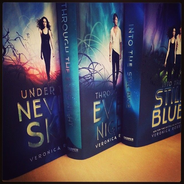 Loved loved loved it!!! I felt dead when i finished the series! I could not put them down finished each one in 2 days tops!