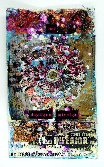 Denisa Gryczova: He Was Her Daydream Mission