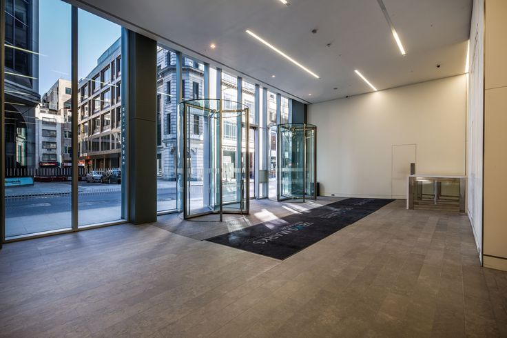 6 Bevis Marks is a striking signature building designed by Fletcher Priest providing 160,000 sqft of high performance office space. Organised over 16 floors, it offers tenants an array of in house business and staff services. It boasts private terrace