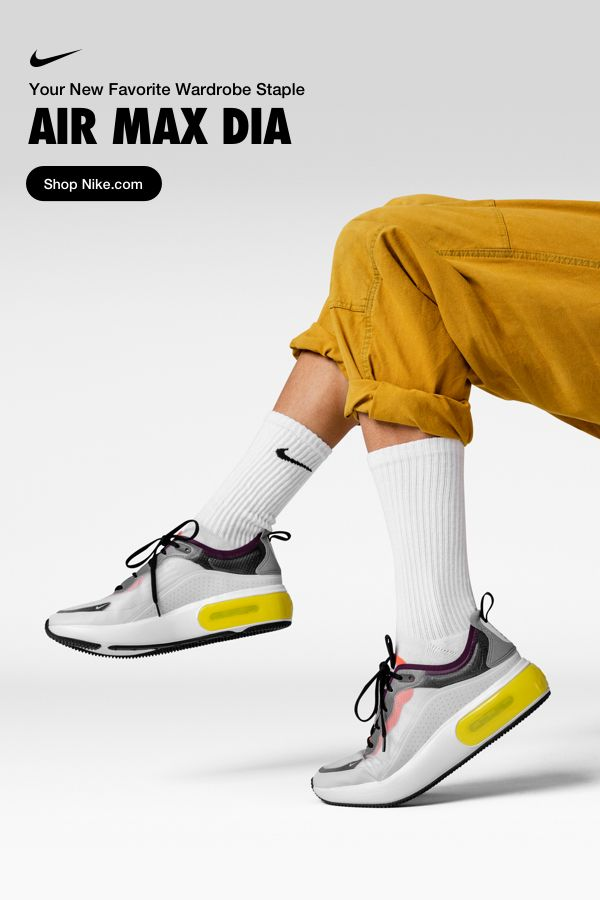 45eb0374eb6d4 Your new favorite wardrobe staple. Introducing the Air Max Dia, now on  NIke.com.