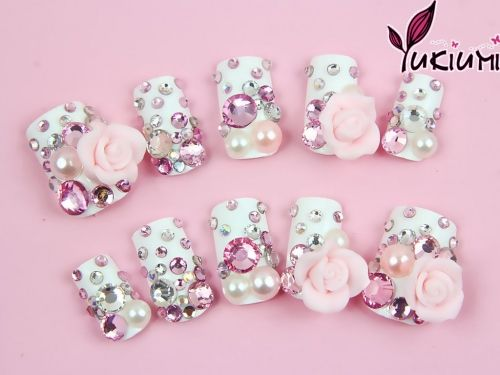 ●·﹏★Yukiumi® 3D Japanese Nail, Bling Bling Iphone Cases, Deco Den Supplies, Hime Accessories, Cosmetics ★﹏·●~ Your Online Japanese Outlet for Hime & Kawaii Accessories ~