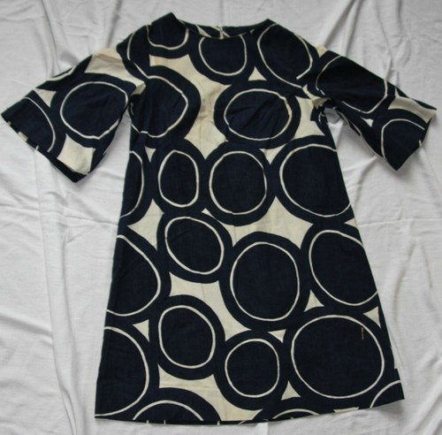 Vintage Finn Fashions by Stampe Dress 60s 70s Size 8 Marimekko | eBay
