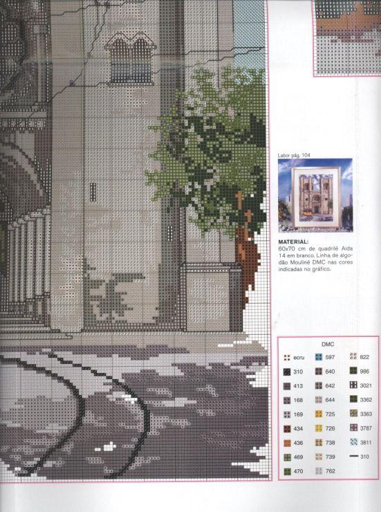 Gallery.ru / Фото #185 - melhor de Portugal em ponto de cruz - Ulrike