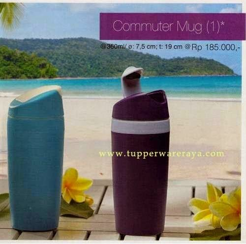 Promo Tupperware April 2014 - Commuter Mug
