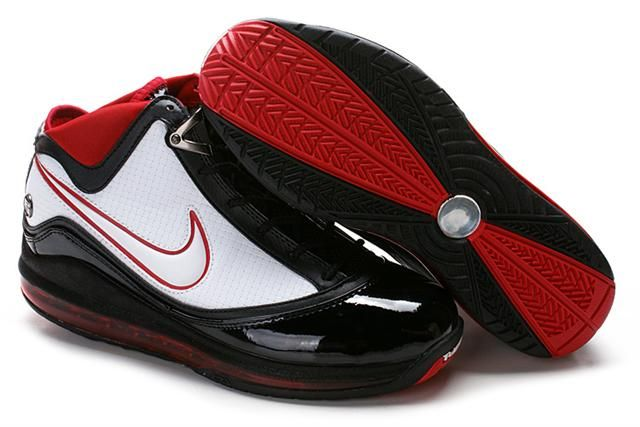 http://www.airfoamposite.com/nike-lebron-7-red-black-white-p-325.html NIKE LEBRON 7 RED BLACK WHITE Only $88.28 , Free Shipping!