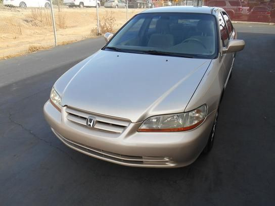 Cars for Sale: 2002 Honda Accord LX Sedan in Placentia, CA 92870: Sedan Details - 409464052 - Autotrader
