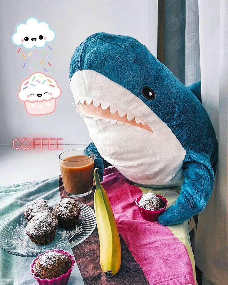 предлагают фотки акула из икеи стороны странное