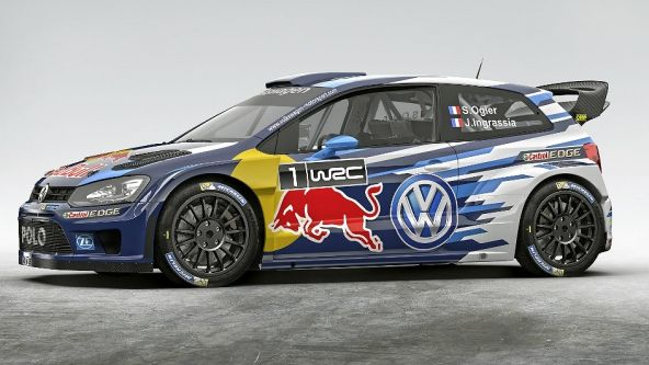 Polo R World Rally Car