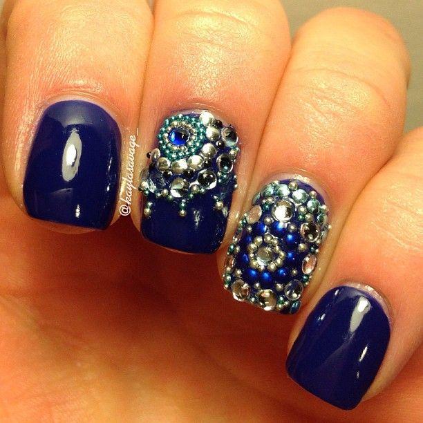 Instagram photo by kaylasavage_ #nail #nails #nailart