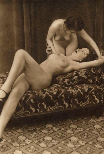 Junius recommend best of vintage nude lesbians 1900