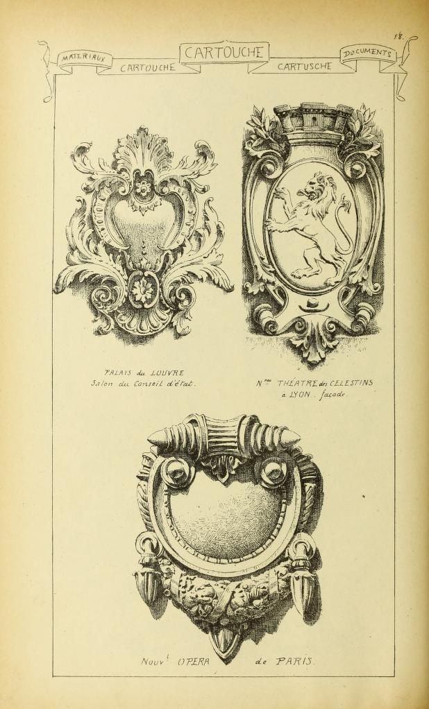 195 best CARTOUCHE & CARTOGRAPHY images on Pinterest ...