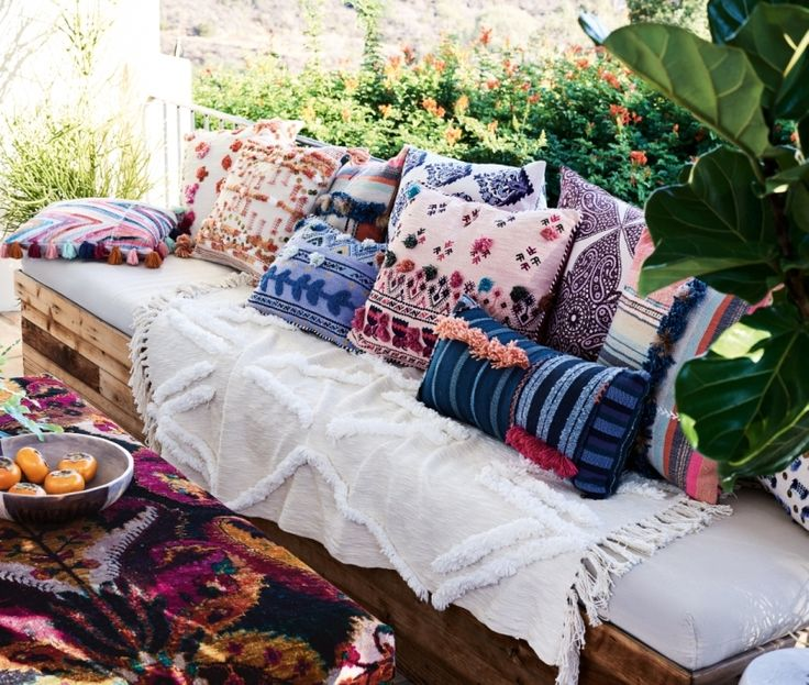 718 Best Bohemian Gardens U0026 Patios Images On Pinterest | Outdoor Spaces,  Home And Architecture