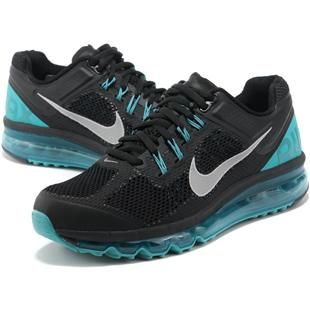 http://www.asneakers4u.com/ NIKE AIR MAX 2013 cheap mens running shoes blue black Sale Price: $68.50