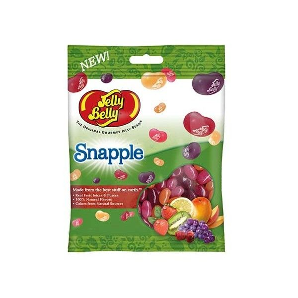 Jelly Belly Snapple Mix . Stage 2. I've found these at Cracker Barrel and sometimes at Michael's Craft Stores.