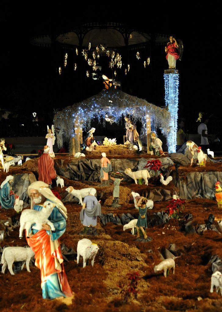 Oaxaca Nativity Nacimiento   by Ilhuicamina