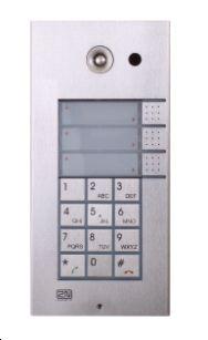 www.tiptel.nl - 2N® Helios IP Vario 3 button, keypad, cam.