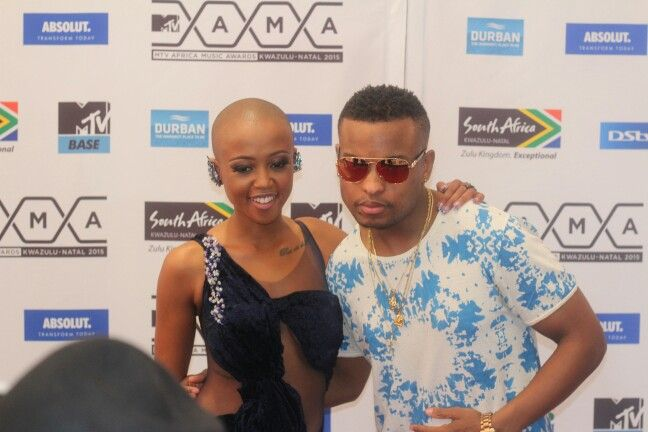 Red Carpet: Skhanda Queen N.M & Skhanda King K.O #Cashtime