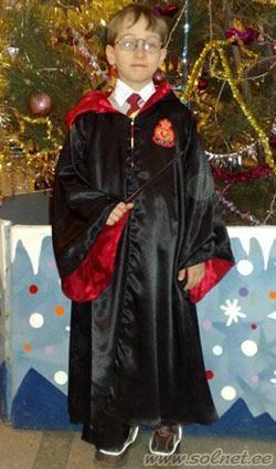 Карновальный костюм гарри поттер