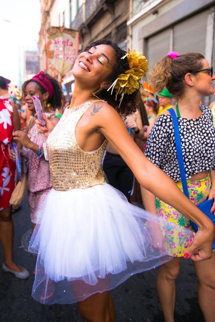 Você pode se transformar em uma bailarina super glam.