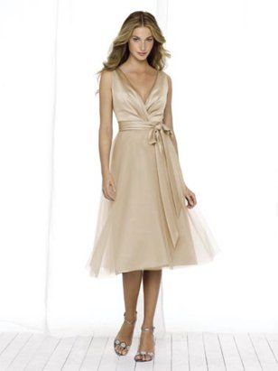 gold bridesmaid dresses - Google Search