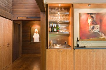 63 best images about club level wet bar custom closet on for Dining room closet ideas