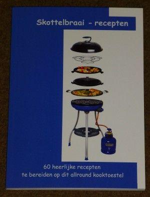 Skottelbraai - Recepten - Sassafrass Store.   Op voorraad en te bestellen bij ons voor € 9,75