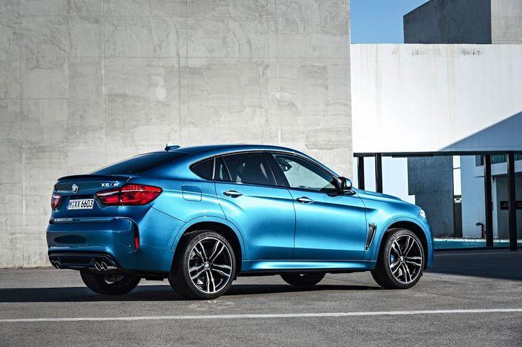 BMW X 6 M