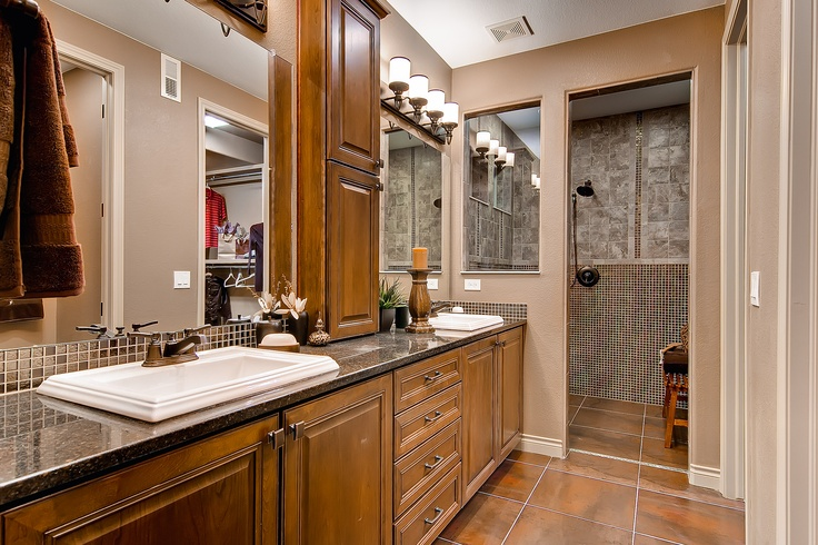 17 Best Images About Master Bathrooms By Oakwood Homes On