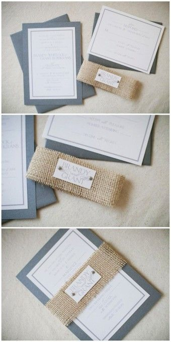 burlap wedding invitations ideas, Rustic wedding printed cards, burlap wedding decor ideas, coustom cards for church wedding - get these first: diy rustic burlap wedding invitations you need to know now by xiaoxiao