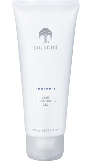 Enhancer Skin Conditioning Gel. Lightweight hydrator with a subtle cooling sensation on the skin. I love this stuff!