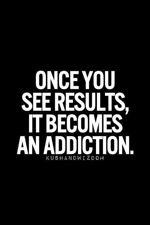 Health Fitness Addiction