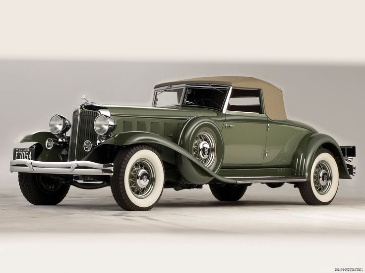 1932 Chrysler Imperial...Brought to you by #CarInsurancein Eugene & #HouseofInsurance