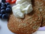 OAT AND SEED PANCAKES | Lunchbox Doctor