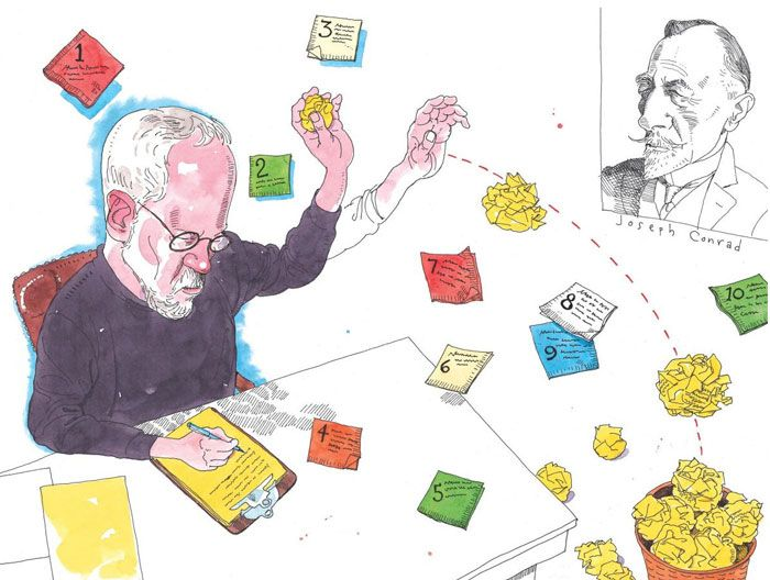 "RIP, Elmore Leonard: The Beloved Author's 10 Rules of Writing | Brain Pickings ""If it sounds like writing, rewrite it""."