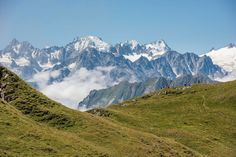Skip the Beach: Why You Should Head to Verbier This Summer